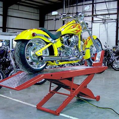 ML-1000 Motorcycle Lift