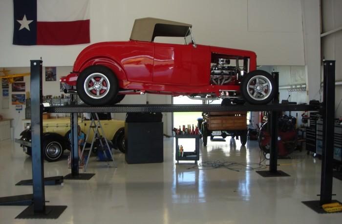 SG-7000N Car Lift