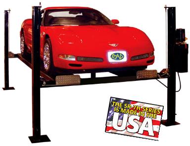 SG-7000XLT Car Lift