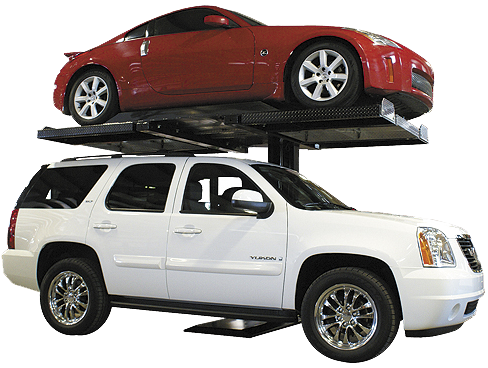 SP-4 & SP-7 Car Storage Lift