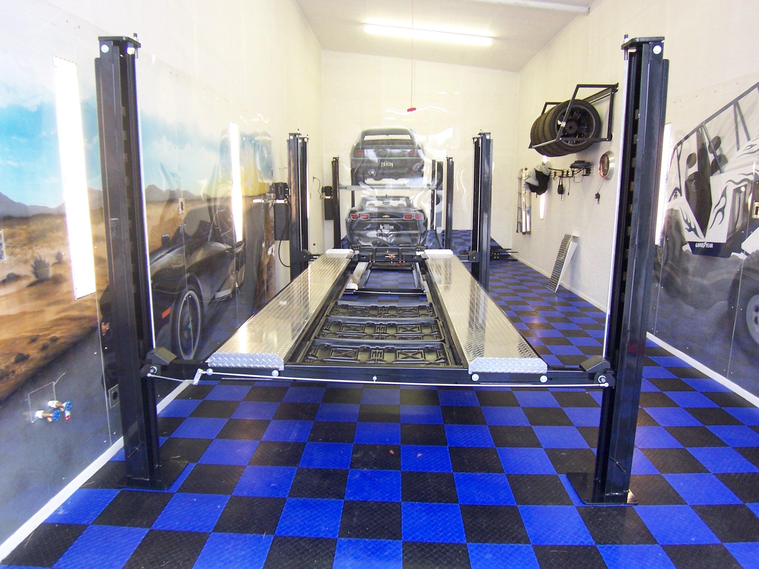Car Lift Comparison | Rad Lifts